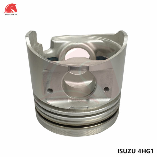4hg1 Piston for Isuzu Diesel Engine 8-97183-666-0