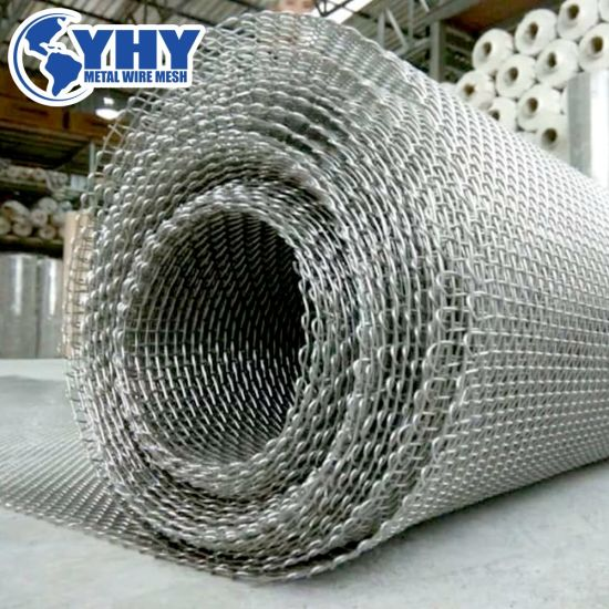 Galvanized Wire Woven Filter Mesh Screen for Sifting Flour