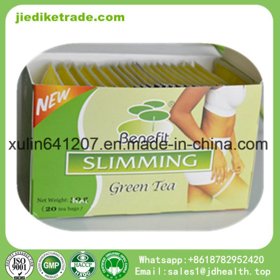 Weight Loss Benefit Slimming Green Tea No Harm Tummy 100% Nature pictures & photos