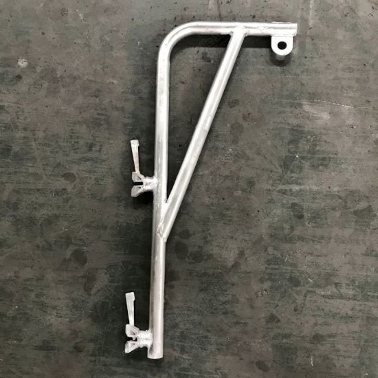 Davit Arm HDG Galvanizing Accessories for Ringlock Scaffold
