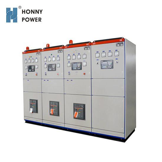automatic generator control circuit