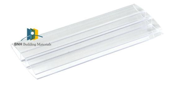 Polycarbonate Hollow Sheet Connector H-Profile U-Profile PC Accessories