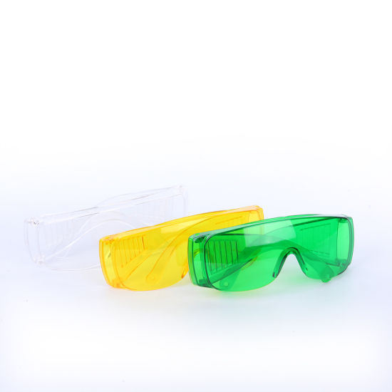 Industry Safety Glasses Machine Welding Goggles En166f ANSI