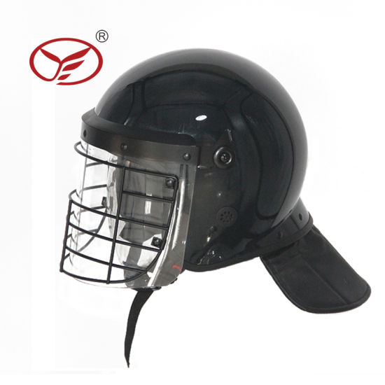 Hot Sale Barbed Wire Anti Riot ABS Military Steel Helmet