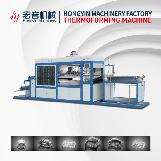 High Speed Blister Vacuum Forming Machine