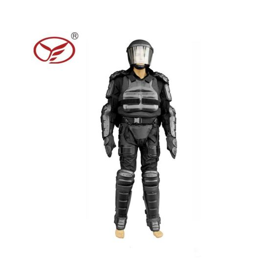 Police Army Use Impact Resistance Safety Anti Riot Protection Suit