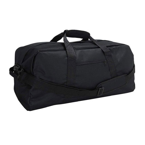 """21"""" Large Travelling Duffle Bag with Adjustable Strap for Gym, Sports, Travel, Carry-on, Luggage, Camping, Overnighting, Hiking"""