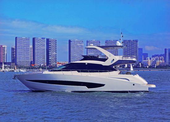 Sea Stella / Aquitalia 68FT Luxury Power Boat