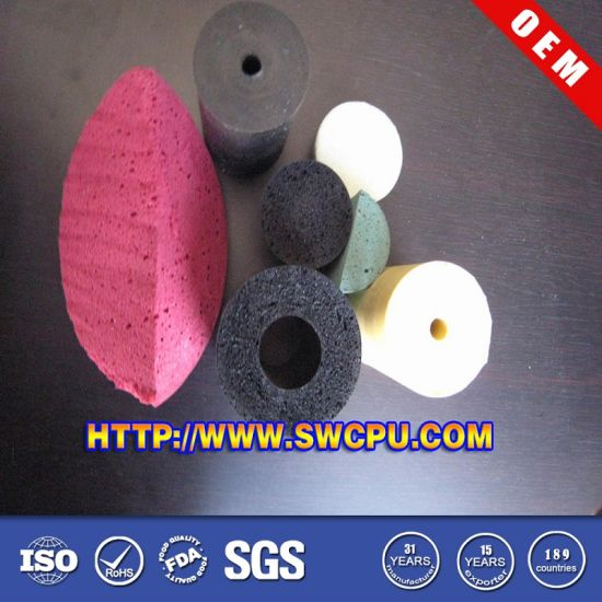 Light Weight Colorful Sponge Rubber Hose pictures & photos