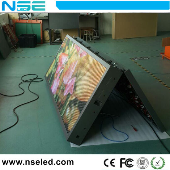 P5 Advertising Full Color Front Service Outdoor LED Display Sign
