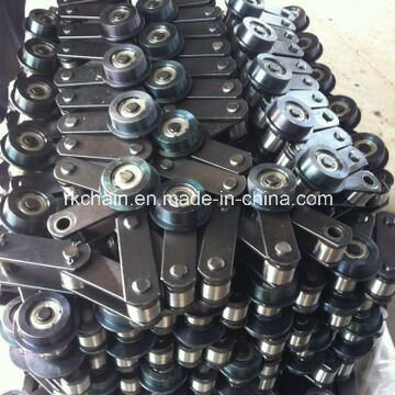 Steel Engineering Industrial Welded Roller Conveyor Chain pictures & photos