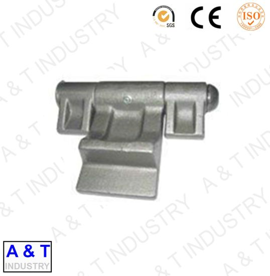 High Precise Forging Parts Hinge with High Quality pictures & photos