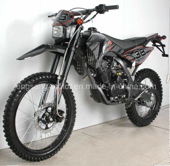 Dirt Bike 250cc off Road Motorcycle with CE Approval