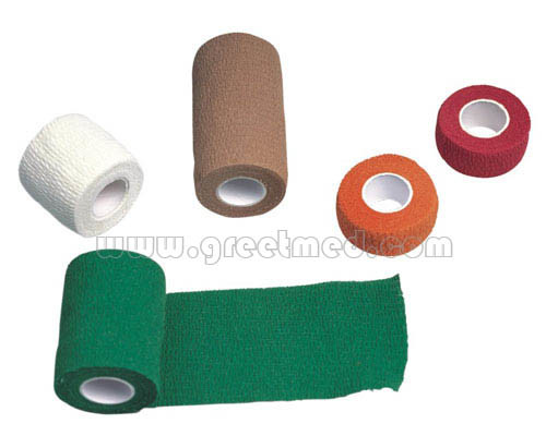 Medical Cotton Self Adhesive Bandage