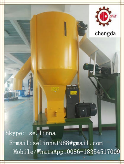 Feed Crusher and Mixer Machine for Animal Food pictures & photos