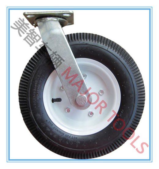 Industrial Pneumatic Rubber Tyre Caster Wheel pictures & photos