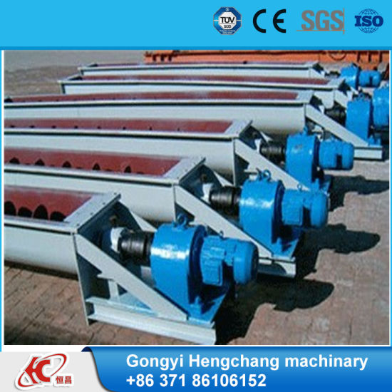 Small Vertical Screw Conveyor Making Machine pictures & photos