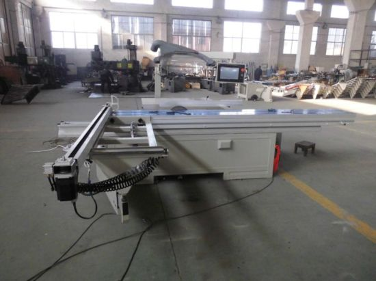3800mm Cutting Length Plywood Saw Cutting Machine with Touch Screen pictures & photos