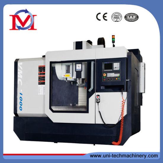 High Speed 4 Axis CNC Vertical Machining Center (VMC1000)