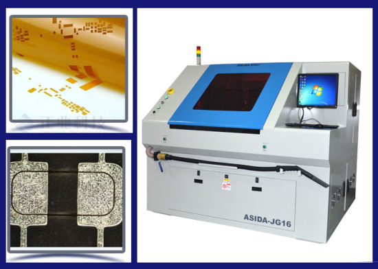 High Quality Cutting Machine for PCB and FPC