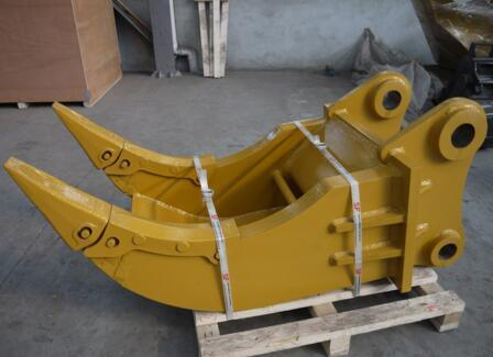 Excavator Double Teeth Ripper, Two Teeth Ripper, Multi Ripper pictures & photos