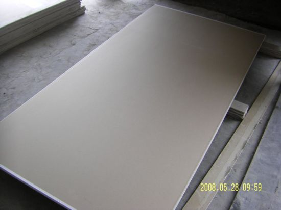 7mm 10mm 12mm Ceiling Plasterboard pictures & photos