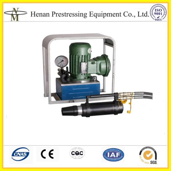Cnm Md Series Electric Hydraulic Tension Machine