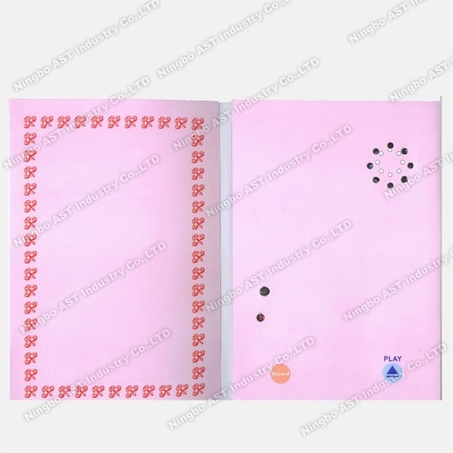 Musical Greeting Cards, Postcards, Greeting Cards, Voice Printing Cards