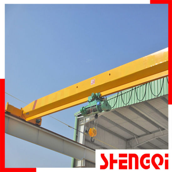 6.3t Overhead Bridge Crane Lyfoocrane pictures & photos
