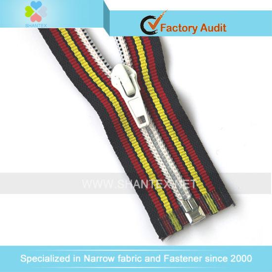 No. 5 Nylon Zipper Colorful Tape