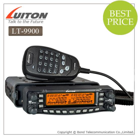 China Dealer Quad Band Transceiver Lt-9900 VHF UHF Radios