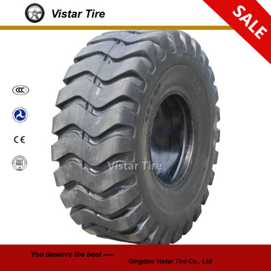 Bias and Radial Wheel Loader OTR Tyre