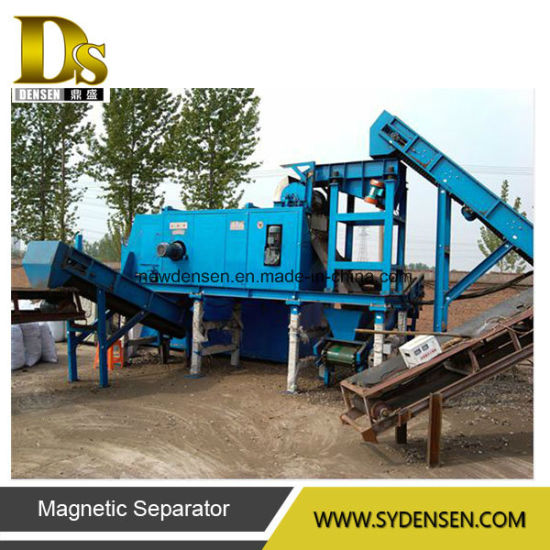 Automatic Recycling Line for Scrap Steel for Separating Copper, Aluminum and Iron pictures & photos