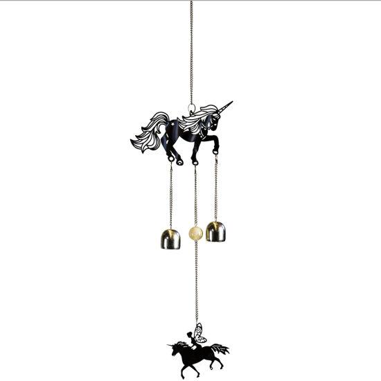 Garden Decor Beautiful Animal Decoration Metal Hanging Wind Spinner
