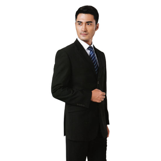 New Italian Style Men's Business Suit