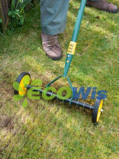 Beau Garden Grass Rolling Lawn Aerator
