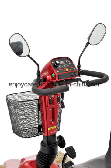 3 Wheels Cleaning Mobility Scooter with Mop pictures & photos
