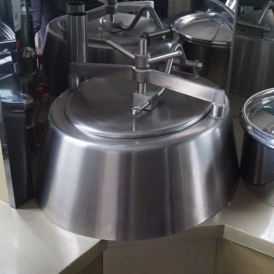 Sanitary Stainless Steel Elliptical Manway Cover for Tank