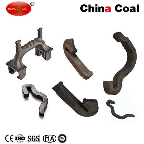 Customized Plain Steel Rail Anchor pictures & photos
