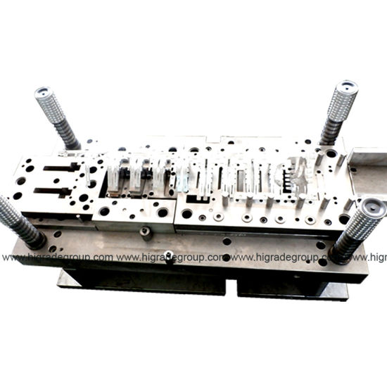 Continuous Stamping Die/Progressive Die/Stamping Tooling/Stamping Mold