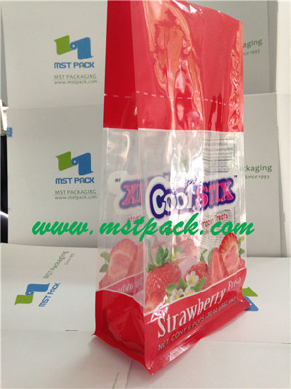 Box Bag/ Flat Bottom Pouch for Frozen Food
