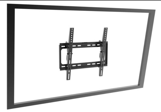 China TV Wall Mount Black or Silver Suggest Size14-32\