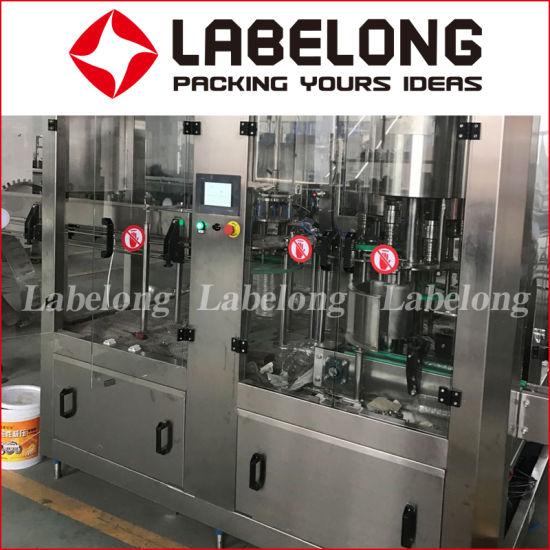 Full Automatic Drinking Liquid Water Filling Plant Line Machine