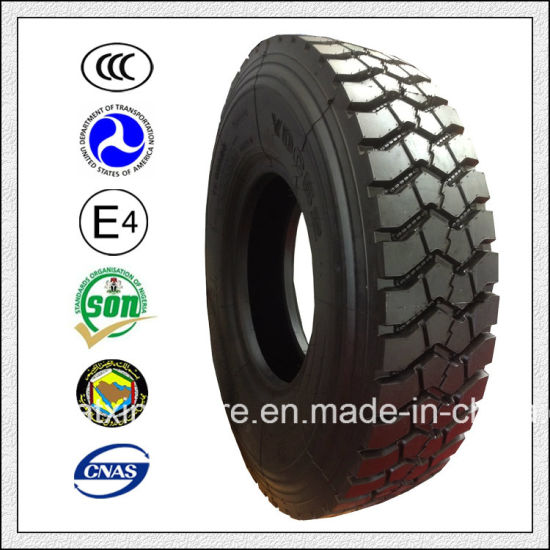 Heavy-Duty All Steel Radial Truck Tire 11.00r20 12.00r20 From China Manufacturer (various size are available) pictures & photos