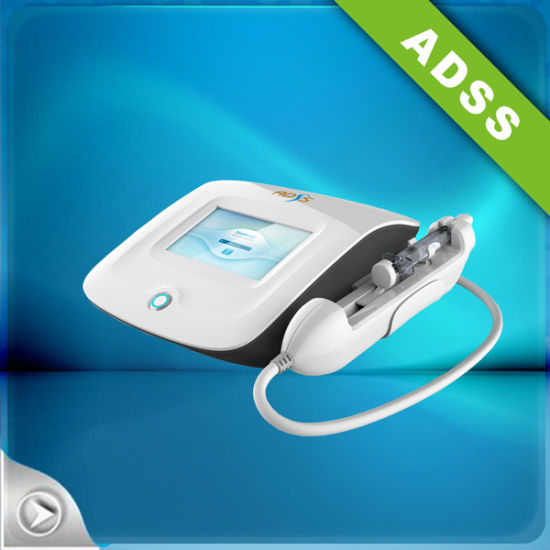 Best Selling No-Needle Mesotherapy Machine ADSS Grupo pictures & photos