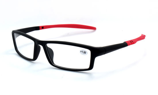 Comfortable Soft Touch Sport Reading Glasses with 2020 Multi-Color Design