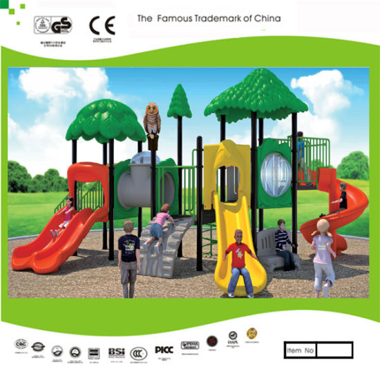 Kaiqi Medium Sized Colourful Forest Series Children′s Playground for Schools, Parks and More! (KQ30043B) pictures & photos