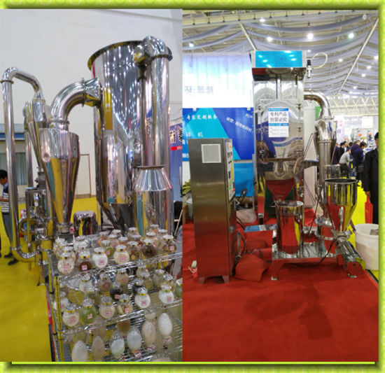 Stainless Steel Spice Grinding Machines with Dust Collection pictures & photos