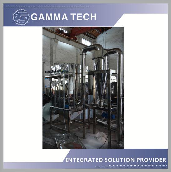 Stainless Steel Salt Mill Grinder Salt Pulverizer Machine /Suger Grinding Machine. Salt Grinding Machine in China