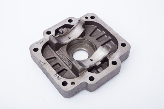 High Quality Ductile Cast Iron Housing Machinery Parts with Precision Machining
